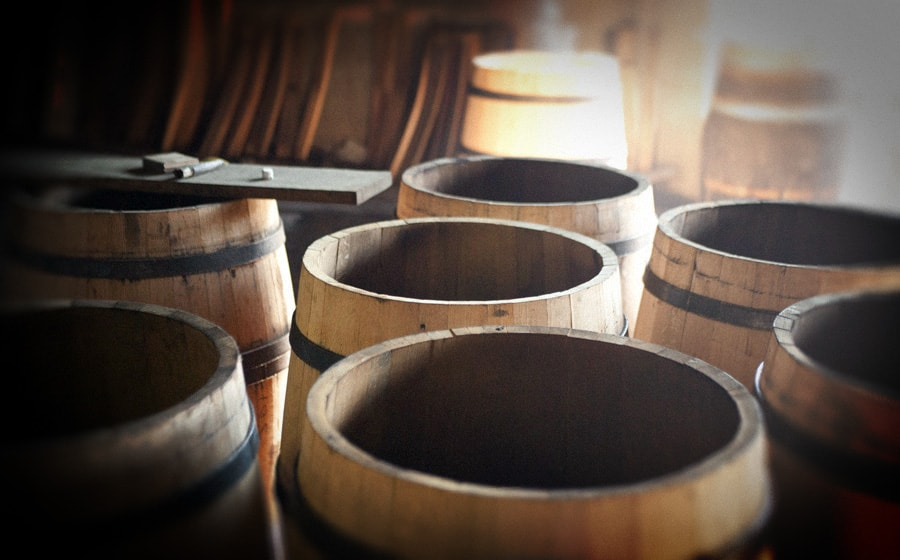 Selección de maderas y tostados para las barricas || Selection of wood and toasting for the barrels