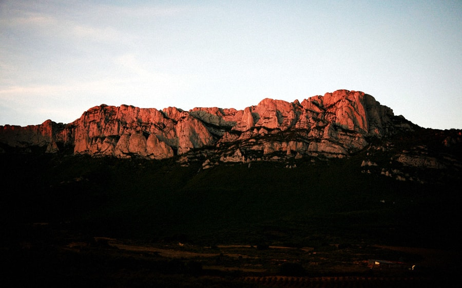 Atardecer en la Sierra de Cantabria || Evening in the Cantabria Mountains