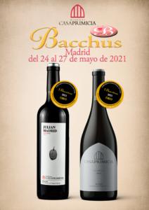 Bacchus 2021 Casa Primicia