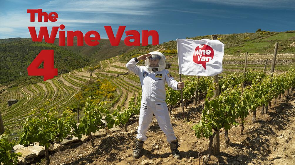 The Wine Van en Bodegas Casa Primicia